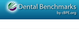 Dental Benchmarks by cBPE.org